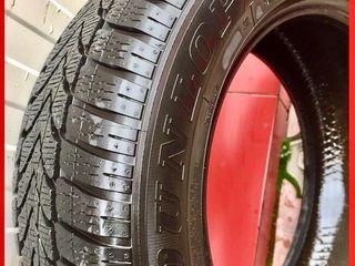 Шины, anvelope 185/60 R15 Dunlop, зима / iarna...