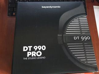 Beyerdynamic DT 990 Pro 250 Ohm (sigilat)