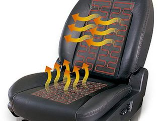 Claxon, устанавливаем обогревы сидений!