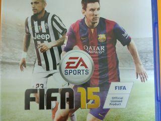 Fifa 2015 pt Sony Playstation 4 stare ideala 99 lei