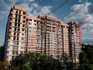 3 camere 80m2 , direct de la constructor , botanica, parc , achitare în rate , utimile apartamente !