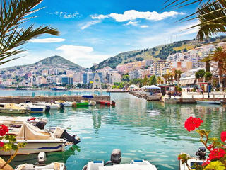 Живописная Албания без тестов! Отдых на море - 285 € !