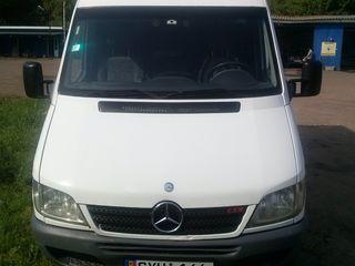 Mercedes sprinter316  2.7 cdi