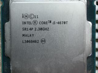 Процессоры socket 1150 i3-4150 i5-4570 i5-4670T