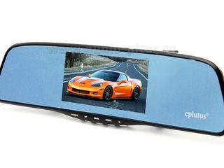 Мультимедийное Зеркало видеорегистратор Eplutus c Wifi- Bluetooth GPS сенсорным экраном 2 камеры