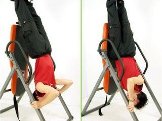 Инверсионный стол Body Sculpture BI-2100 E для здоровья позвоночника