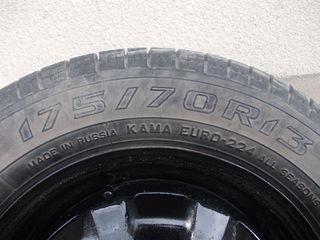 Колёса на-13-с резиной-2300-лей