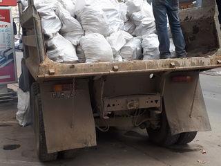 Transport evacuarea gunoiului KAMAZ