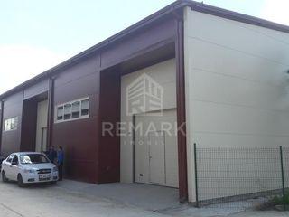 Chirie spații pentru depozitare sau producere 250-1000 mp pe str. Industrială 2 €/mp