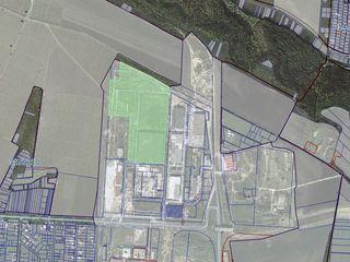 Teren consolidat cu suprafaţa de 18,4589 ha, destinaţia construcţii, Chisinau