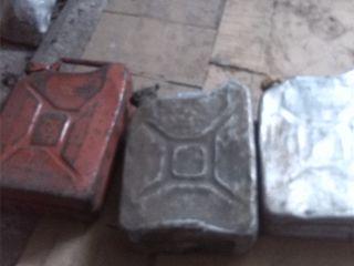 Бельцы Канистры металлические не дорого