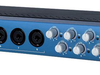 Звуковая карта (микшер) Presonus audiobox 1818vsl Sound Card.Mixer.