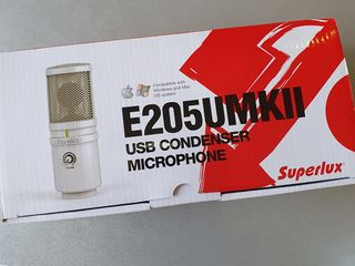 Usb Studio Microfon Superlux
