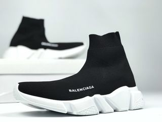 Balenciaga Speed Trainer Socks Unisex