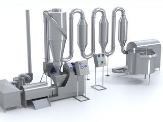 Внимание Новинка от компании EcoTronex  линия производства топливных брикетов Pini&Kay  450 кг/ч.