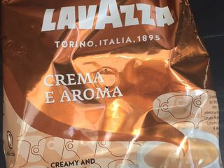 Cafea Lavazza in boabe 1 kg pac
