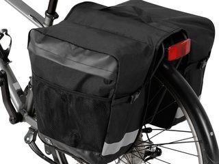 Велосумка на багажник Konnix на 28 литров