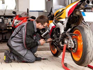 Ремонт мотоциклов и скутеров в кагуле
