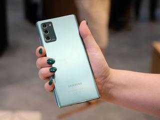 Samsung Galaxy Note 20 de la 837 lei lunar! Castiga un auto!