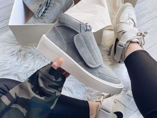 Nike Fear Of God Gray Front Flap