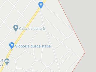 Teren pentru construcție 15 ari s. Slobozia-Dusca, r-nul Criuleni