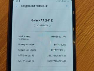 Samsung A7 Stare foarte bună!
