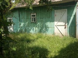 Продаётся в Единицах 6800€ дом, гараж кательцовый 80 кв.м.подвал.кухня
