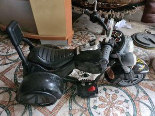 Moped electric pentru copii