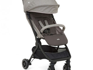 Carucior ultracompact Joie Pact Dark Pewter (0+ luni) (6 kg). Livrare in toata tara - Mamico