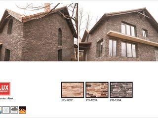 Piatra decorativa pentru exterior si interior! preturi...de la 220 lei/m2