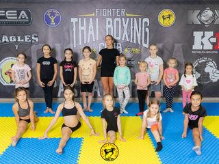 Gimnastică copii 4-12 ani