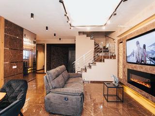 Vânzare, Penthouse exclusiv, 3 camere + living, terasă spațioasă, lîngă parc, Centru, str. Melestiu!