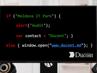 Audit pentru rezidenții Moldova IT Park