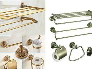 Монтаж ванных и кухонных аксессуаров. Аккуратное сверление кафельной плитки. Полочки, держатели.