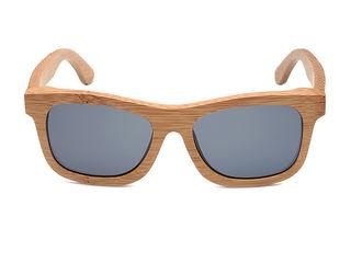 Деревянные очки, солнцезащитные!