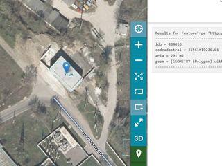 Spaţiu pentru busines în Cricova pe prima linie