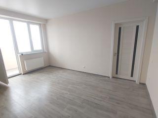 Ialoveni( 52m2- dormitor+ bucataria cu living).