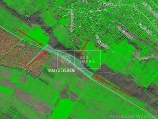 Vânzare, teren agricol, pe Șoseaua Leușeni, 382 ari