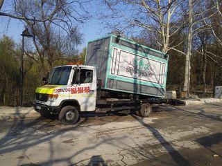 Tractari Auto - Evacuator - Ajutor Tehnic * Chisinau Moldova