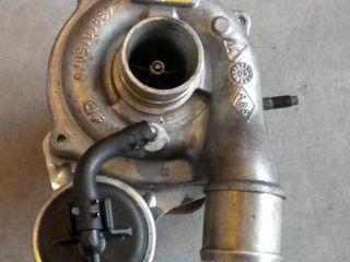 Замена турбины/Turbina/Nissan Qashqai Renault Megan Scenic Dacia 1.5 DCI Самые низкие цены в городе