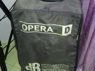 Huse Originale pentru boxe DB Technologies Opera