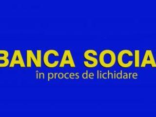 Licitatie de vânzare a datoriilor debitoriale ale debitorilor băncii 24.06.2020