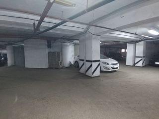 Подземная парковка в центре