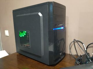 Ryzen 5 1400+16GB+120GB SSD+B450 S2H