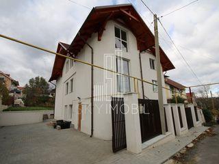 Casa cu 2 nivele + mansarda, 320 m2, partial mobilata, Cheltuitor