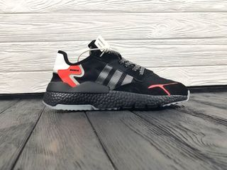 Adidas Nite Jogger Black/Red