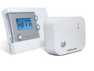 SC Cronotermostat saptaminal LCD 091 RFVF Wireless