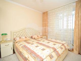 Ștefan cel Mare, 3 camere+salon, mobilat, 430 €