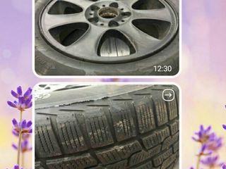 Vind roti. Se poate aparte doar pneuri sau doar discuri
