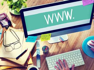 Разработка и сопровождение сайтов (соц. сети, Google)